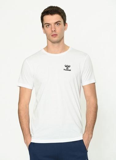 Hummel Erkek Tişört Kevin 911234-9001 Beyaz